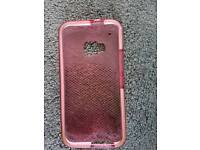 HTC Tech21 mobile Phone Case One M9 Pink