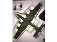 3 large Atlas aeroplanes mint boxed