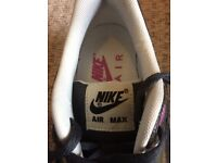 Nike Airmax Trainers size 4