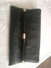 Diane von Furstenberg clutch bag