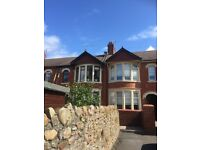 Ground floor flat Roath Park to let