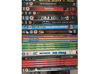 Assorted DVD,s