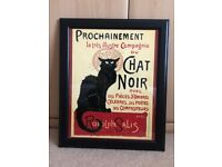 Art Picture - French Chat Noir