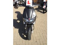 GILERA RUNNER ST 125 BLACK SOUL - EXCELLENT CONDITION