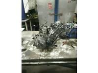 Yamaha raptor 660 Breaking engine