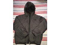 Junior Perrito Reversible North Face Black Jacket