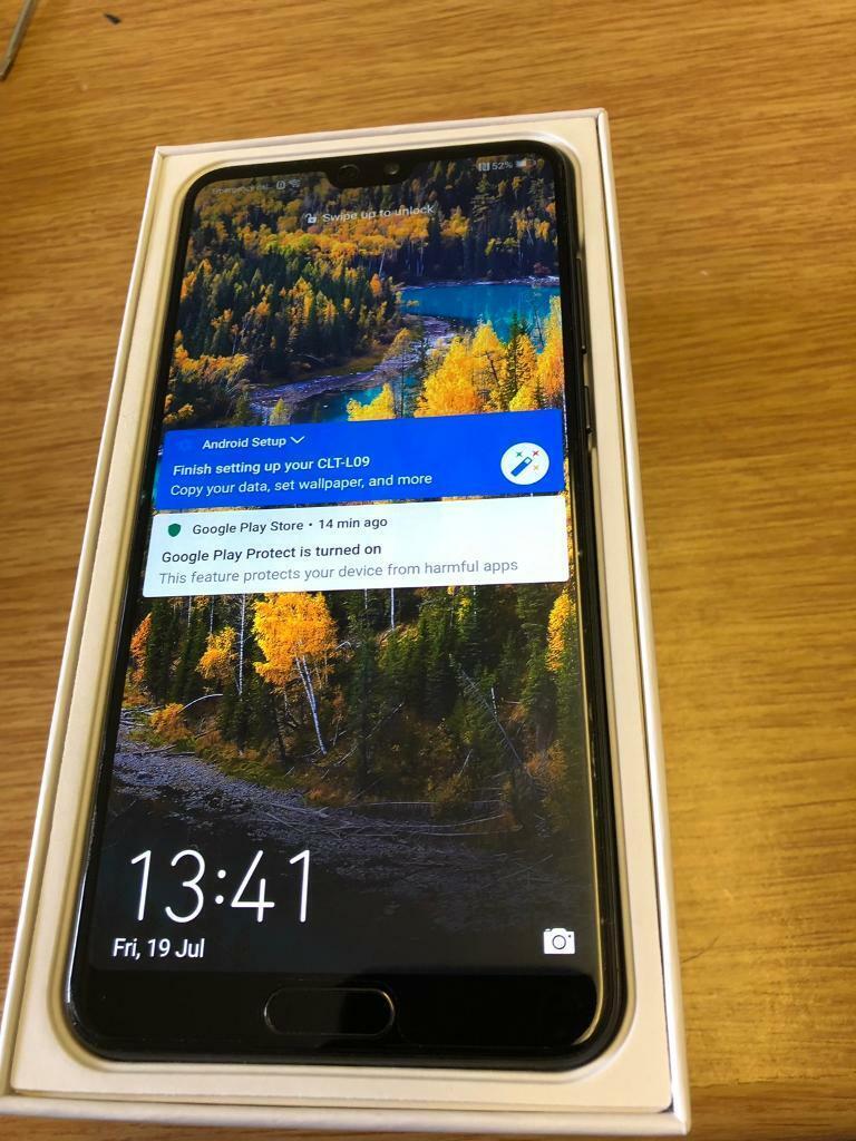 Huawei P20 Pro 128GB 6GB RAM EE Android Smartphone Mint | in Adlington,  Lancashire | Gumtree