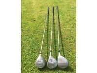 Fazer Golf clubs