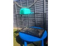 Large rabbit/ferret/guinea pig cage