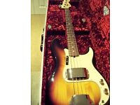 FENDER USA 2006 [60TH ANNIV MODEL] PRECISION BASS