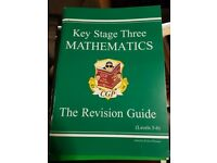 KS3 and GCSE Maths and Science Revision Guides OCR Edexcel AQA etc £2 each