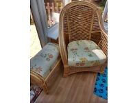 5-piece set conservatory furniture
