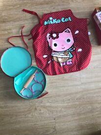 Miko cat girls biscuit making set brand new