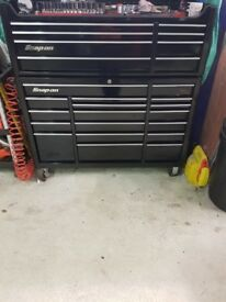 Snap On 53 inch wide tool box