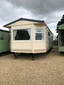 Holiday Home BK Bluebird Parkstone 2004 For Sale On Beautiful Owners Only Park In Scottish Boorders