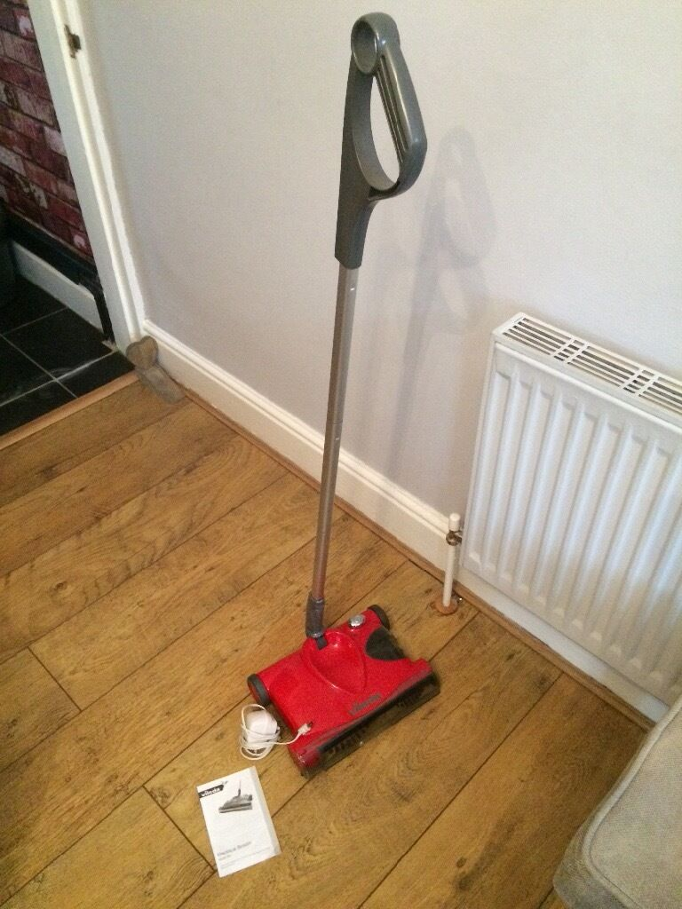 Vileda cordless electric broom