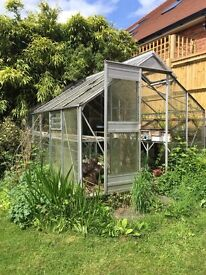 Glass Greenhouse will require dismantling