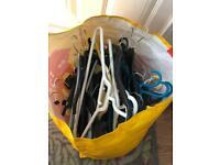 Free cloth hangers