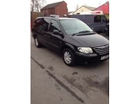 WANTED- Grand Voyager 2.8 AUTO, Stow and Go, 2004 - 2007