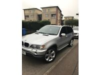 BMW X5 30 DS 2003. As long as Ad is here car is available