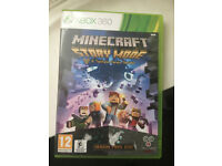 Minecraft Story Mode Xbox 360 Game