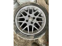 """VW Lupo 15"""" alloys"""