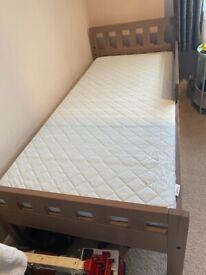 Child's Kid's Bed 165 x 75 cm IKEA