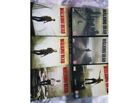 Walking dead seasons 1-6 Whitefield collection only.