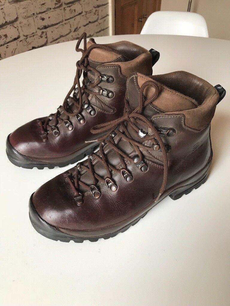 4fc34aa1098 Ladies Scarpa leather walking boots