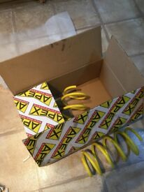 Brand new boxed fiat punto lowering springs