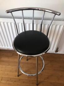 Breakfast bar chair x 4