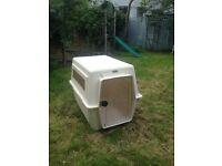 Petmate Giant Vari Kennel - IATA approved dog travel crate