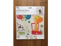 Mothercare Little Circus Wall Stickers