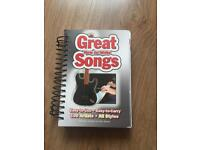 How To Write Great Songs Book
