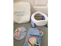 Pottete travel potty and seat