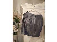 Coast Grey Skirt Size U.K 8.