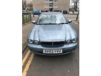 Jaguar x type 56,000 mileage