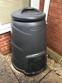 Blackwall Compost Converter 330L Black