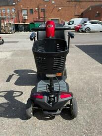 Mobility scooter - Pride Apex Rapid *Brand new batts*