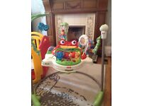 Fisher Price Jumperoo in excellent condition, great fun for baby.