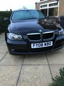 BMW 320 diesel(177 bhp). Low miles. 12 month mot Just been valeted