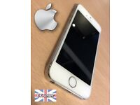 APPLE IPHONE 5 16GB SILVER FAULTY SPARES OR REPAIR SMARTPHONE A1429
