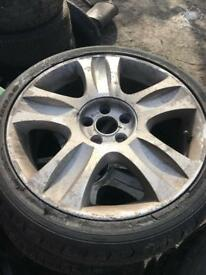 Ford zetec alloys 18inch x4