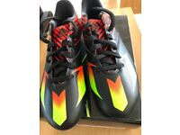 Adidas Lionel messi football boots size 7