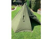 Tent! Polish army lavvu