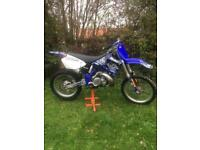 Yz 250 1998 £1200