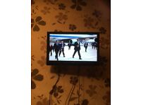 """19"""" Alba tv with freeview and DVD player"""