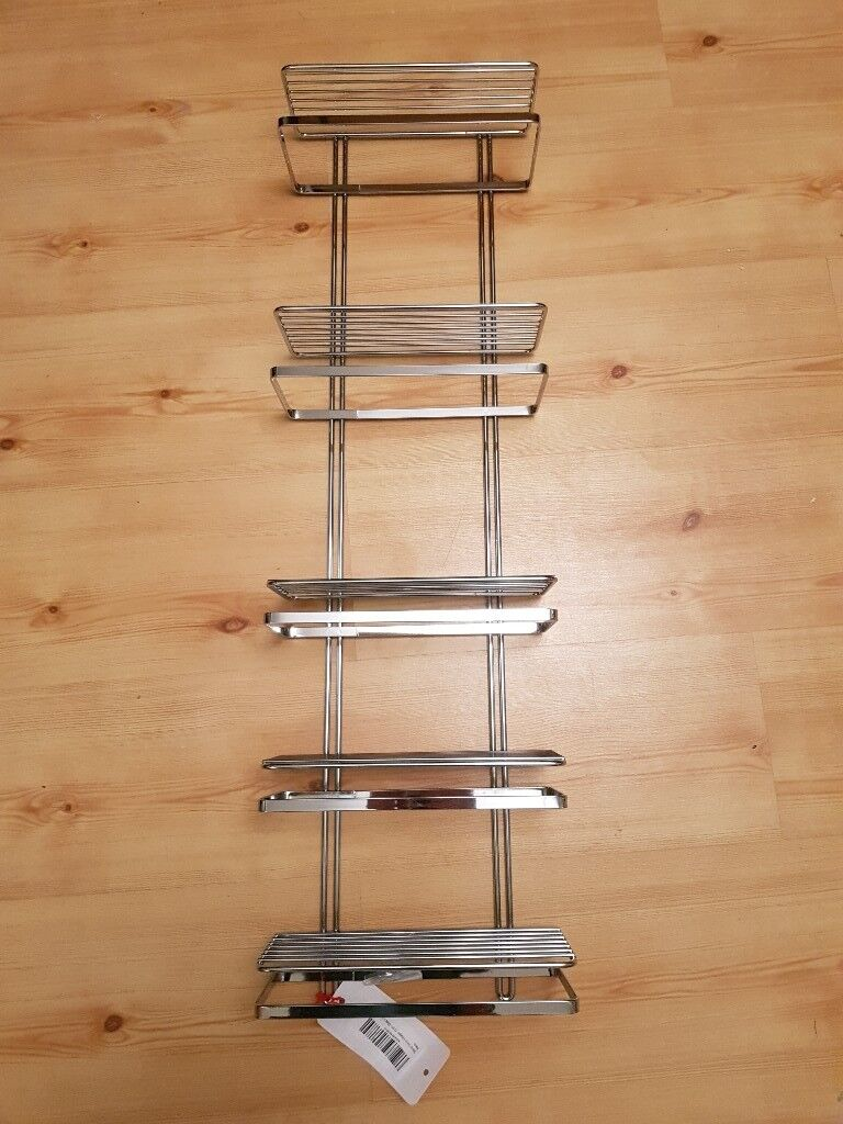 Shower shelf (as new, never used)