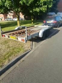 Car tranporter trailer