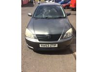Toyota Corolla priced to clear